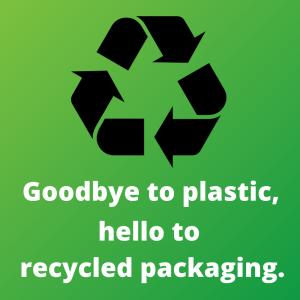 Plastic-free Packaging