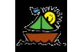 Sail Boat Colour