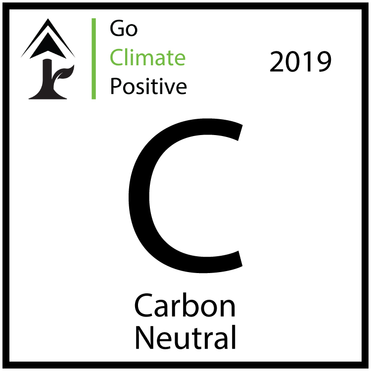 carbon neutral environment the name label company
