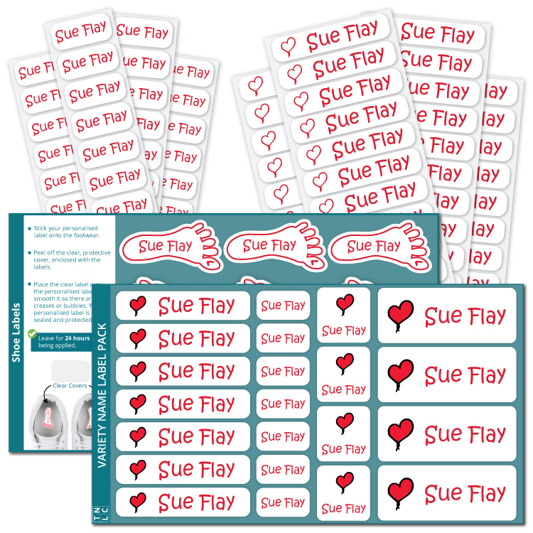 back to school labels stickers value pack